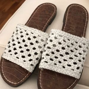 Sam Edelman slide sandals 6.5
